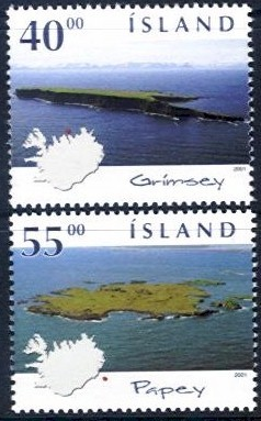 2001 Islands (1st Series)