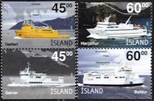 2003 Ships - Ferries