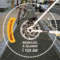 2015 Bicycles in Iceland