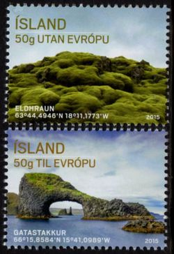 2015 Tourist Stamps IV