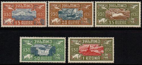 1930 AIR Parliamentary Millenary (M/M)