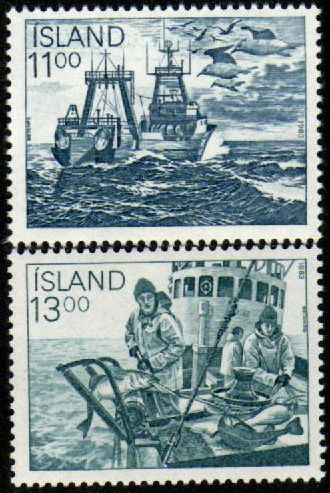 1983 Fishing Industry