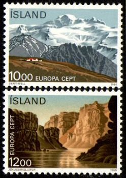 1986 Europa/ Nature Conservation
