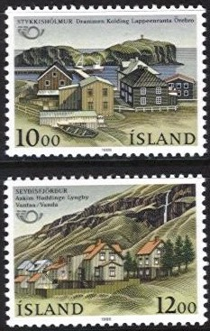 1986 Nordic: Twin Towns