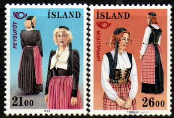 1989 Nordic: Traditional Costume