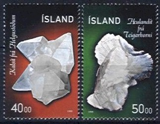 1999 Minerals (2nd Series)