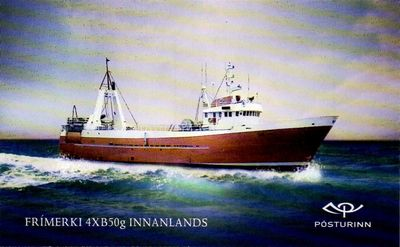 2014 Fishing Trawlers - Innanlands