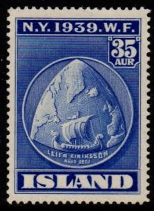 1939 World Fair 35a Blue