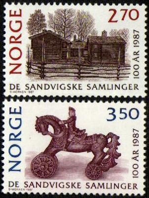 1987 Sandvig Collections