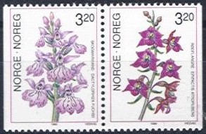 1990 Orchids (1st Issue)