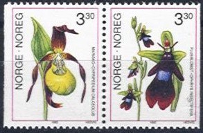 1992 Orchids (2nd Issue)
