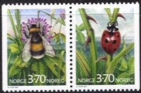 1997 Insects (1st series)