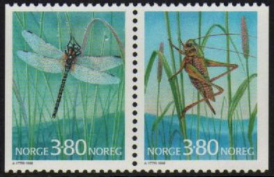 1998 Insects (2nd series)