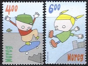 1999 Childrens Games (2nd issue)