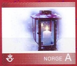2006 Personalised Stamp (Lantern)