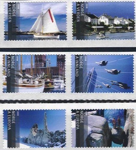2008 Tourism Stamps