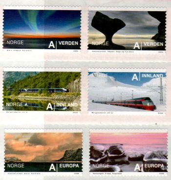 2009 Tourism Stamps