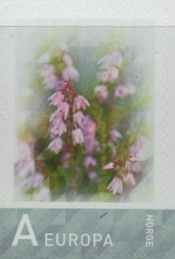 2010 Personalised Stamp (Heather)