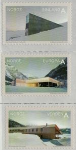2011 Tourist Stamps