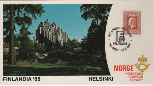1988 Helsinki Stamp Exhibition