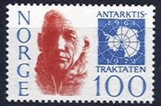 1971 Antarctic Treaty
