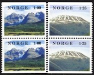 1978 Norway Scenery (pairs)