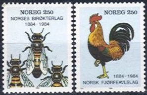 1984 Bees