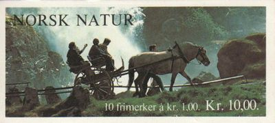 1979 Norwegian Scenery (10 Kr)