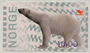 2007 Polar Bear 10 Kr