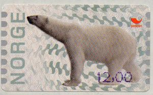2007 Polar Bear 12 Kr