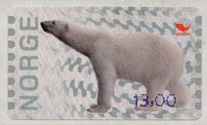 2007 Polar Bear 13 Kr