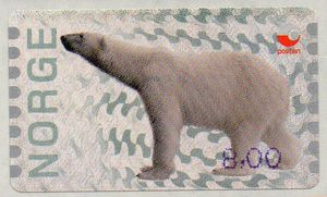 2007 Polar Bear 8 Kr