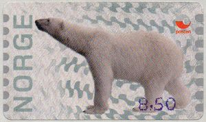 2007 Polar Bear 8.50 Kr