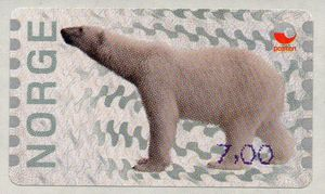 2006 Polar Bear 7 Kr