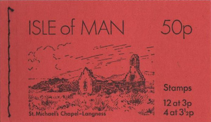 1974 50p Chapel Booklet
