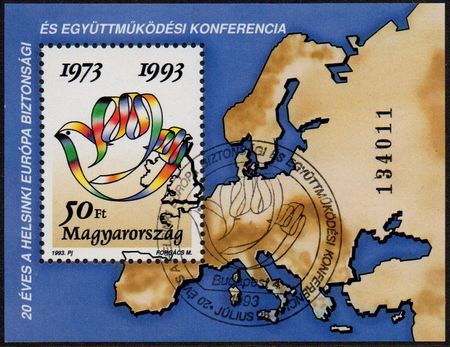 1993 Anniv. of Security Conference (M/S)