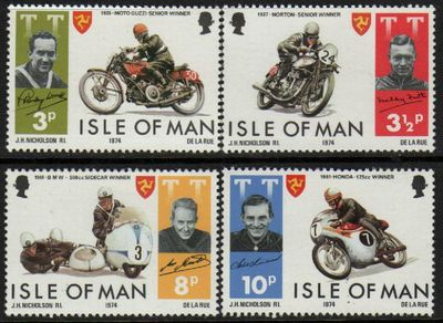 1974 TT Motorcycle Races