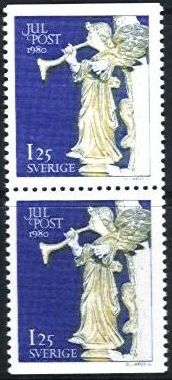 1980 Christmas Angel (Pair)