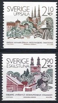 1986 Nordic: Twinned Towns