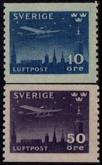 1930 Night Mail