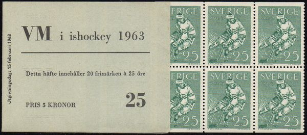 1963 Ice Hockey Championships
