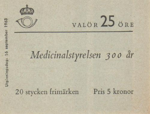 1963 Health Board (5 Kr)
