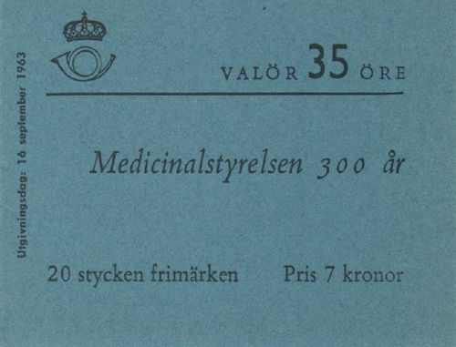 1963 Health Board (7 Kr)