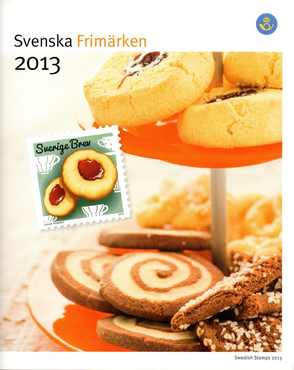 2013 Swedish Year Pack (Stamp)