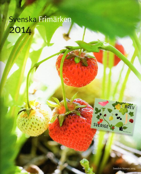 2014 Swedish Year Pack (Stamp)