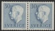 30ø Blue (Booklet Pair)