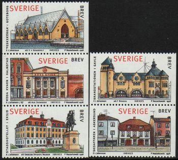 1998 Traditional Buildings (4th series)