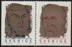 1999 Belgian Nobel Winners