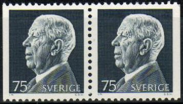 1973 75ø Booklet Pair