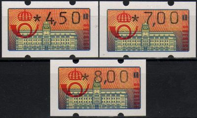 1997 (May) Klussendorf Labels
